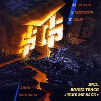 McAuley Schenker Group - Save Yourself (1989) Mp3+Lossless