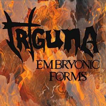 Triguna - Embyronic Forms (2015)