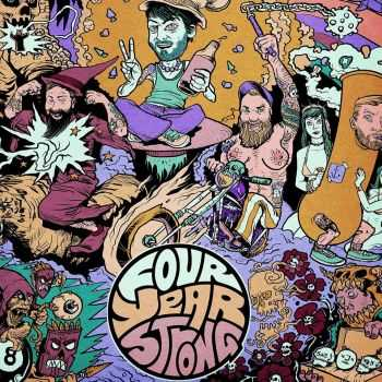 Four Year Strong - Four Year Strong (2015)