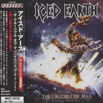 Iced Earth - The Crucible Of Man Something Wicked, Part 2 2008 (Japan, Avalon, MICP-10722)