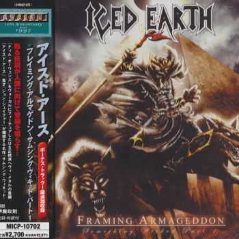 Iced Earth - Framing Armageddon - Something Wicked, Pt. 1 2007 (Japanese Edition MICP-10702)