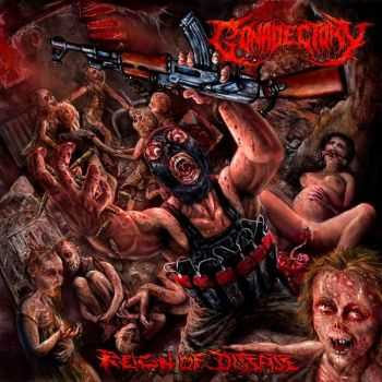 Gonadectomy - Reign Of Disease [EP] (2015)