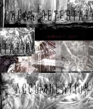 Spellbook Of Chaos - Pagan Detestation Accumulation (2014)
