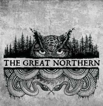 The Vatican / A God or an Other - The Great Northern [split] (2015)