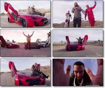 French Montana - Hold On (2015)