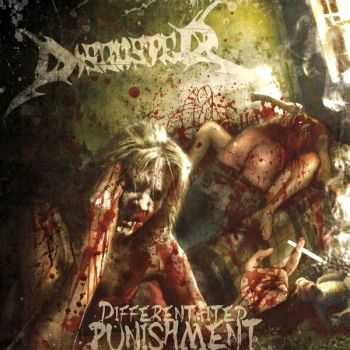 Disguster - Differentiated Punishment (2014)