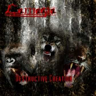 Lamagra - Destructive Creation (ep) ( 2015 )