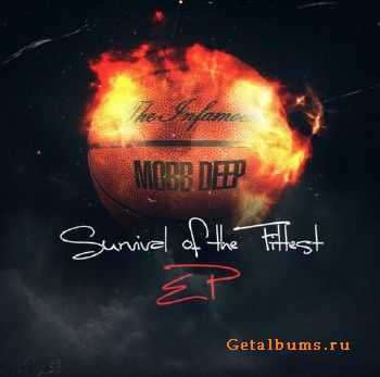 Mobb Deep - Survival of the Fittest EP (2015) lossless