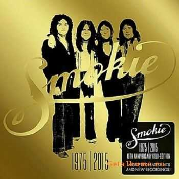 Smokie - Gold 1975-2015: 40th Anniversary Gold Edition (2015) [Deluxe Version]