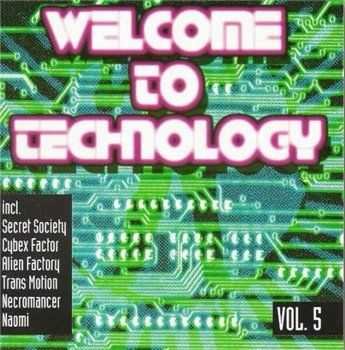 VA - Welcome To Technology Vol. 5 (1993)