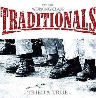 The Traditionals - Tried & True (2015)