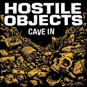 Hostile Objects - CAVE IN, EP (2015)