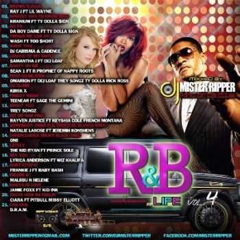 Various Artists - R&B Life Vol. 4 (2015)