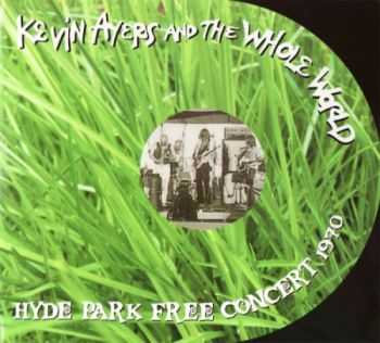 Kevin Ayers - Hyde Park Free Concert (1970) MP3