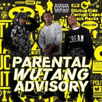 VA - WuTang Parental Advisory Vol.1 (2015)