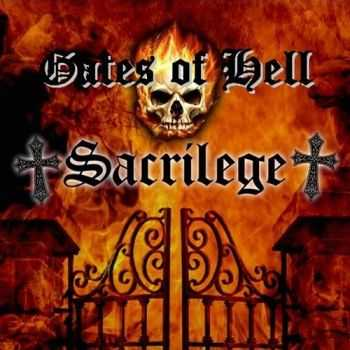 Sacrilege - Gates Of Hell (Compilation) (2015)