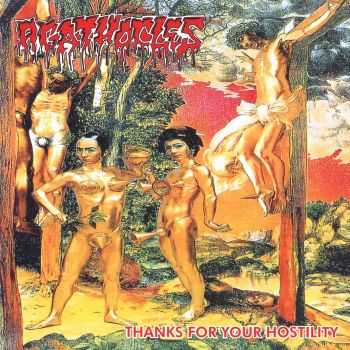 Agathocles - Thanks For Your Hostility (1996)