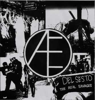Del Sesto - The Real Savages (2015)