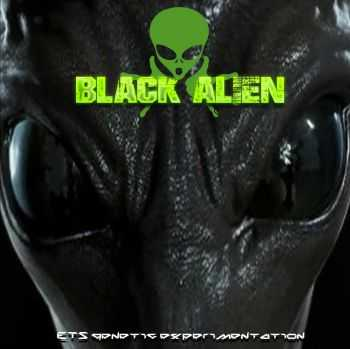 Black Alien - ETC Genetic Experimentation (2015)