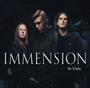 Immension - In Vain (2015)