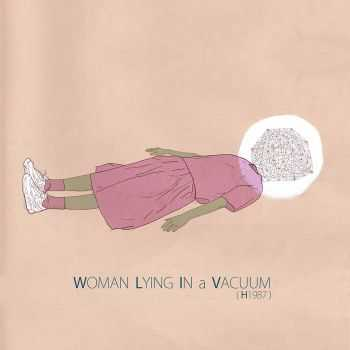 H1987 - WOMAN LYING IN a VACUUM;  AMERICAN REPTILE ( アメリカ人レプタイル ) (2015)