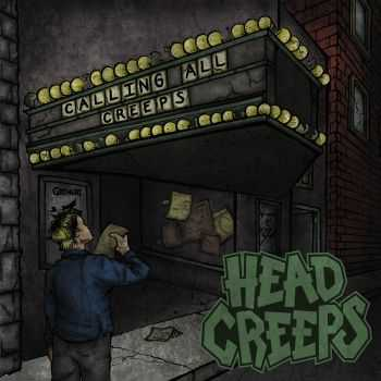 Head Creeps - Calling All Creeps, ЕР (2015)