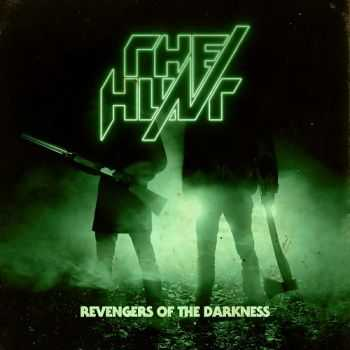 The Hunt - Revengers Of The Darkness ( EP ) (2014)