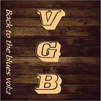 Van Galen Band - Back To The Blues Vol. 2 (2015)