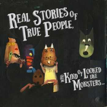 Oso Oso - Real Stories of True People Who Kind of Looked Like Monsters (2015)