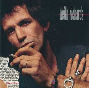 Keith Richards - Talk Is Cheap (1988)