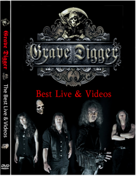 Grave Digger - The Best Live & Videos 2015 (DVD5)