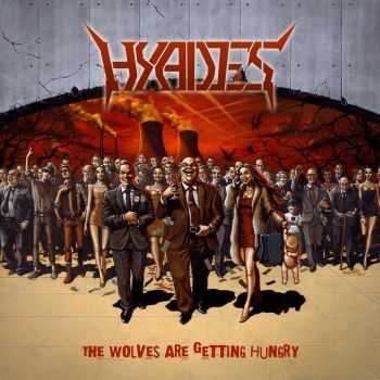 Hyades - The Wolves Are Getting Hungry (2015)
