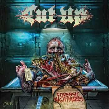 Cut Up - Forensic Nightmares (2015) lossless+mp3