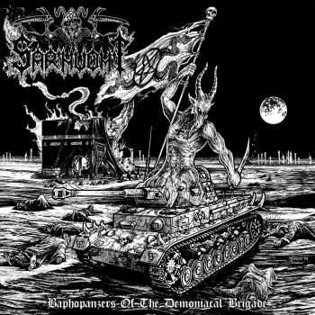 Sarinvomit - Baphopanzers Of The Demoniacal Brigade (EP) (2015)