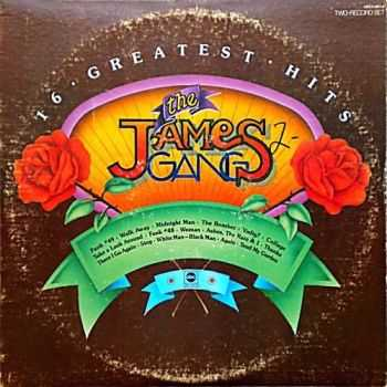 James Gang - 16 Greatest Hits (1973)