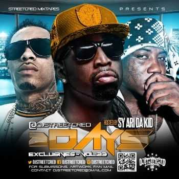 Various Artists - 2dayz Exclusives Vol.23 (2015)