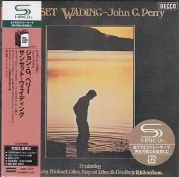 John G. Perry - Sunset Wading (Japan Edition) (2008)