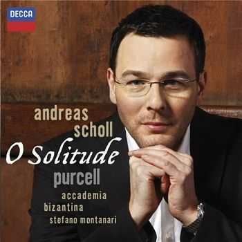 Andreas Scholl - O Solitude (Henry Purcell) (2010)