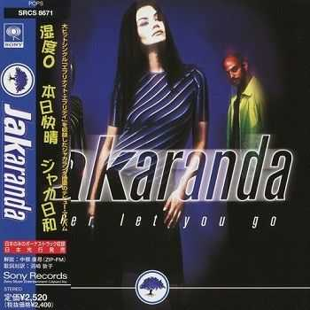 Jakaranda - Never Let You Go (Japan Edition) (1998)