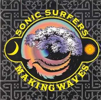 Sonic Surfers - Making Waves (1994)