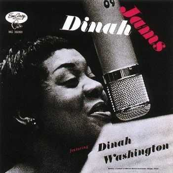 Dinah Washington - Dinah Jams (Japan Edition) (1997)