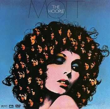 Mott The Hoople - The Hoople [DVD-Audio] (1974)