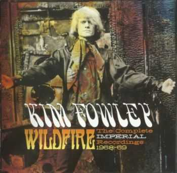 Kim Fowley - Wildfire The Complete Imperial Recordings (1968-69)(2008) MP3
