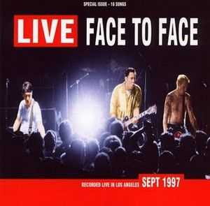 Face To Face - Live (1997)