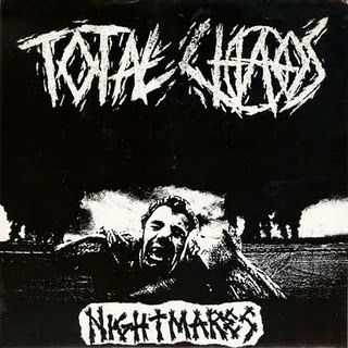 Total Chaos - Nightmares (EP) (1992)