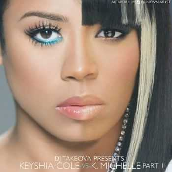 Keyshia Cole Vs K. Michelle (2015)