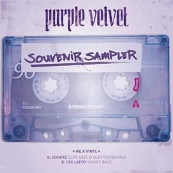 VA - Purple Velvet Souvenir Sampler (2015)
