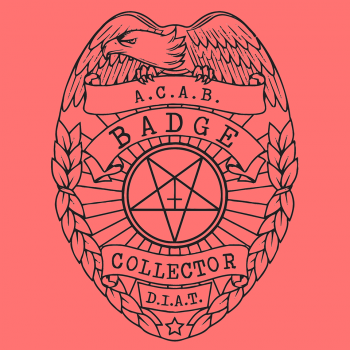 Badge Collector - The First Tape (Practice Demos) (2015)