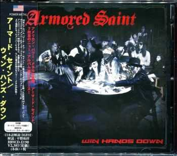 Armored Saint - Win Hands Down (Japanese Edition) (2015)