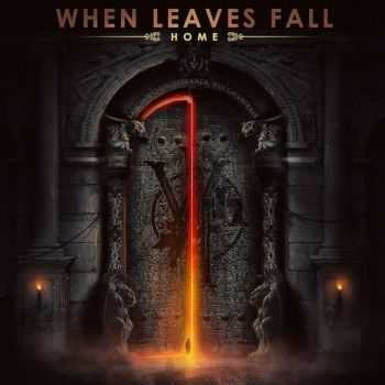 When Leaves Fall - Home [EP] (2015)